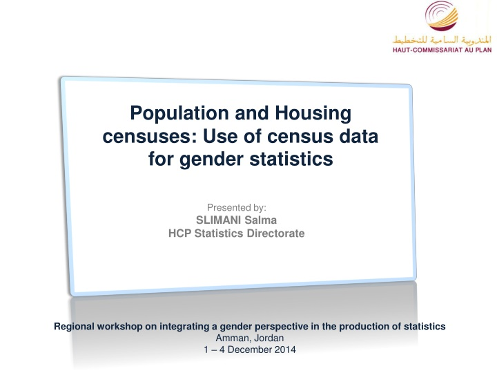 population and housing censuses use of census n.