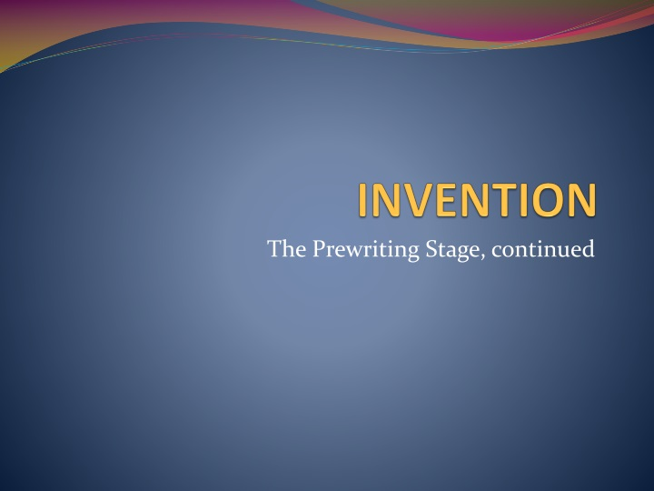 invention n.