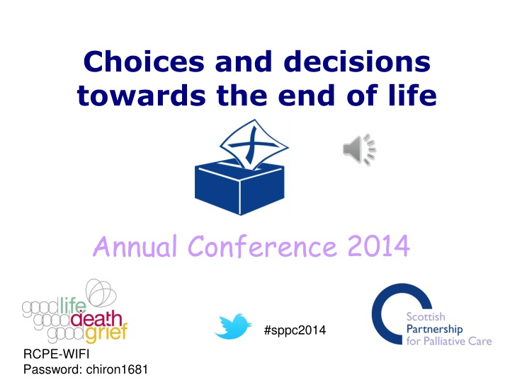 choices and decisions towards the end of life n.