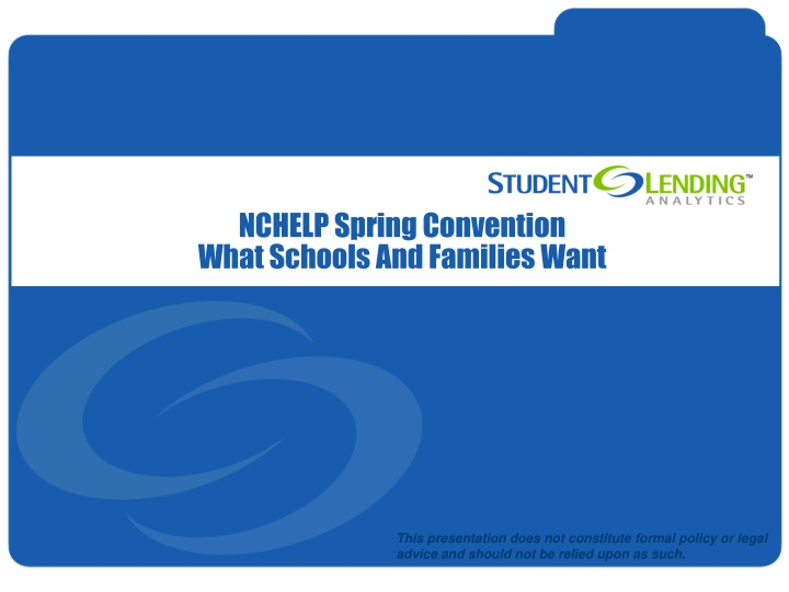 nchelp spring convention what schools and families want n.