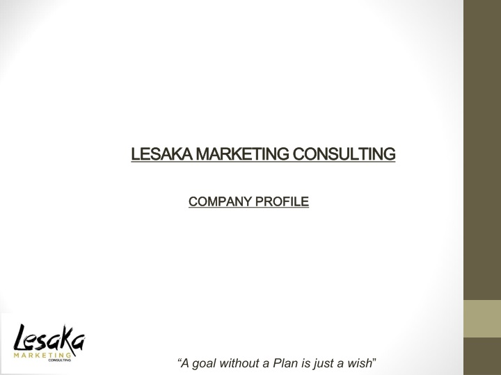 lesaka marketing consulting n.