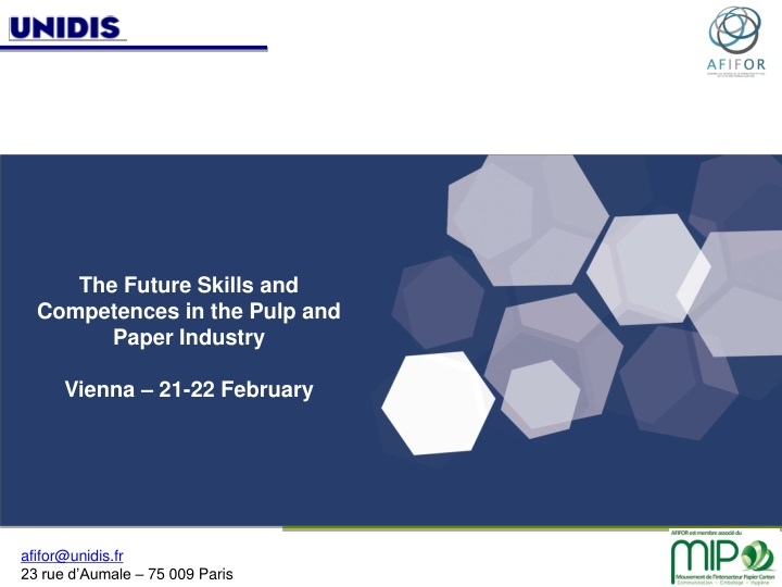 the future skills and competences in the pulp n.