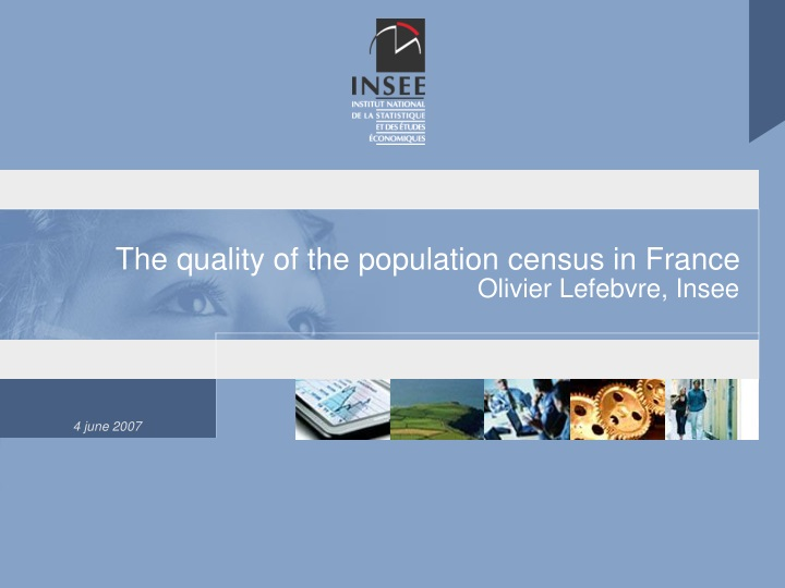 the quality of the population census in france n.