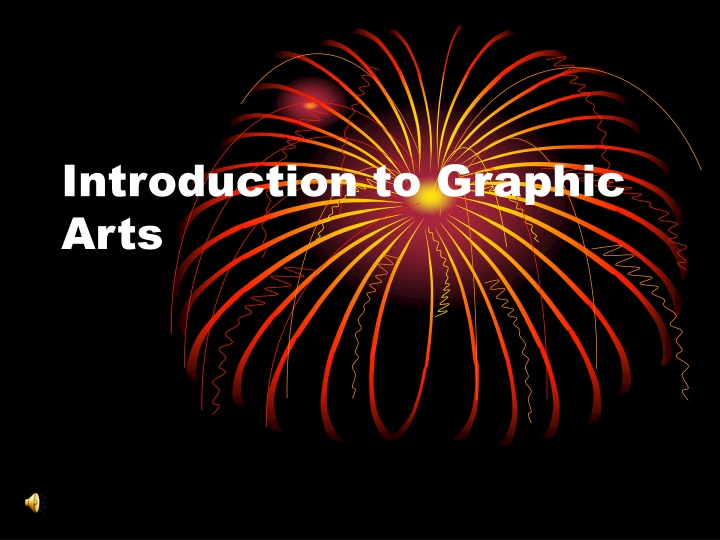 introduction to graphic arts n.