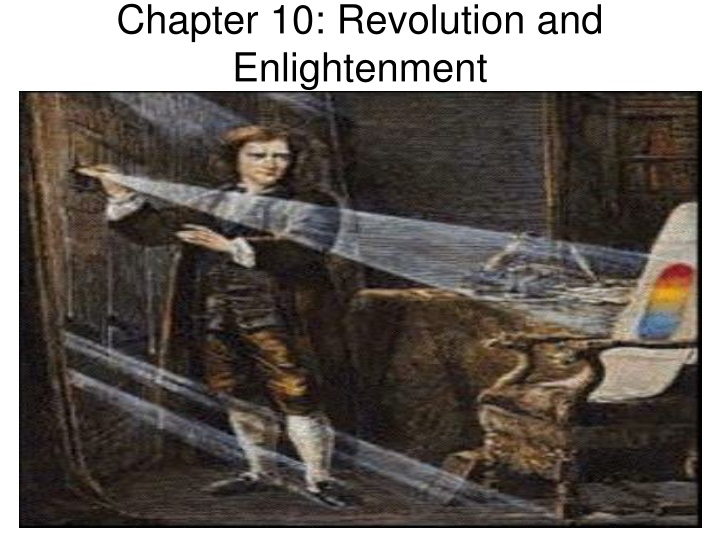 chapter 10 revolution and enlightenment n.