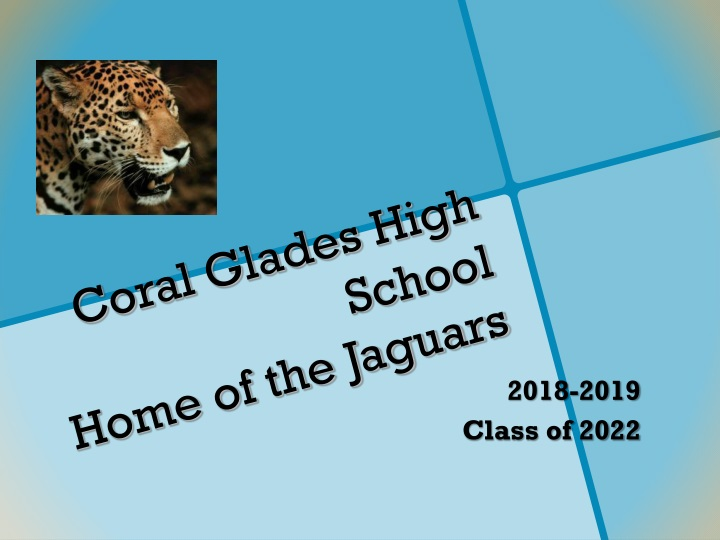 coral glades high school home of the jaguars n.