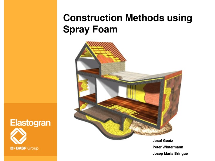 construction methods using spray foam n.