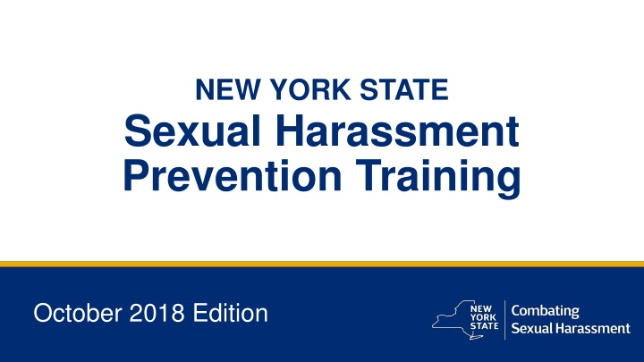 new york state sexual harassment prevention n.