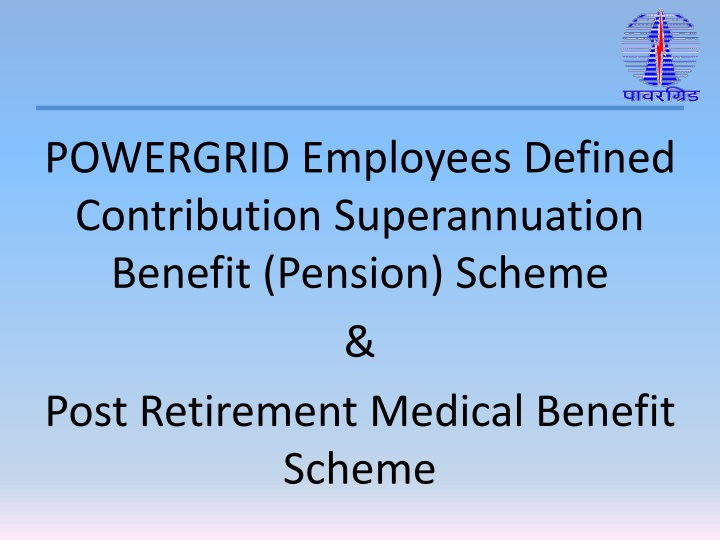 powergrid employees defined contribution n.