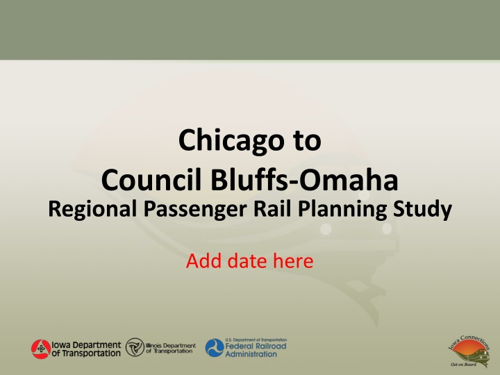 chicago to council bluffs omaha n.