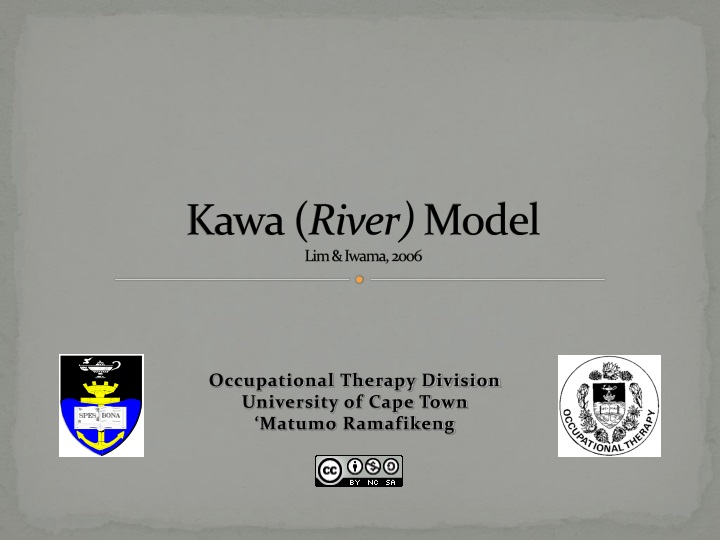 kawa river model lim iwama 2006 n.