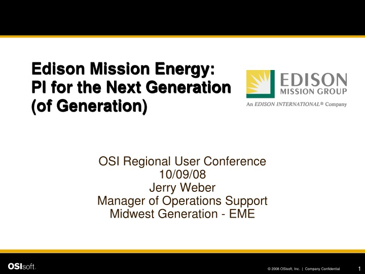 edison mission energy pi for the next generation of generation n.