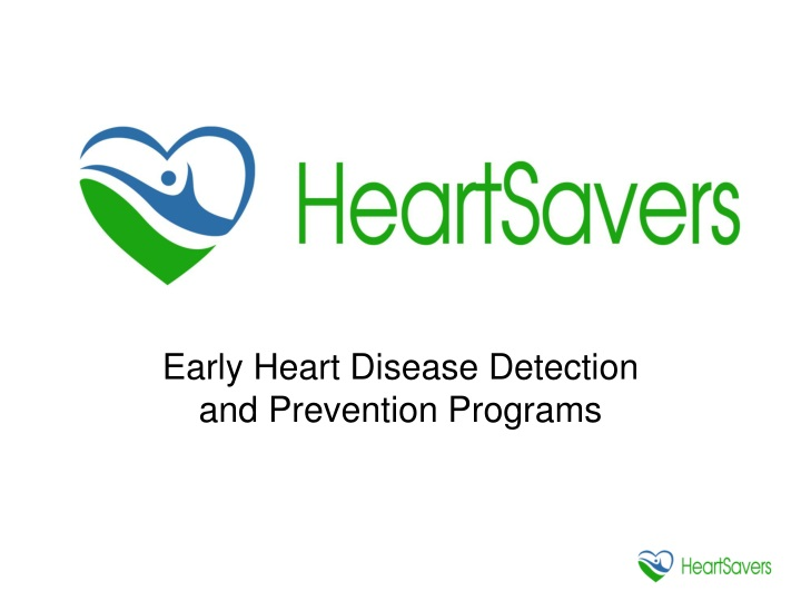 early heart disease detection and prevention programs n.