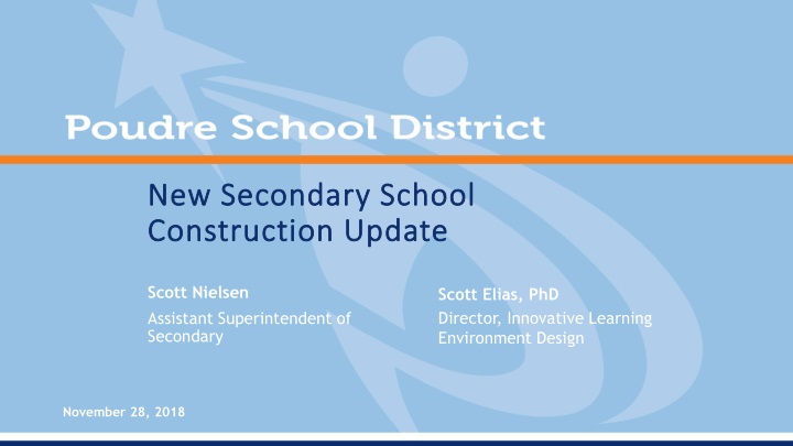 new secondary school construction update n.