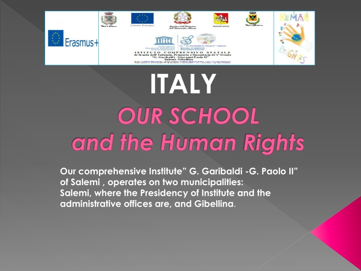 our school and the human rights n.