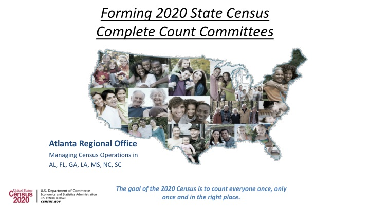 forming 2020 state census complete count committees n.