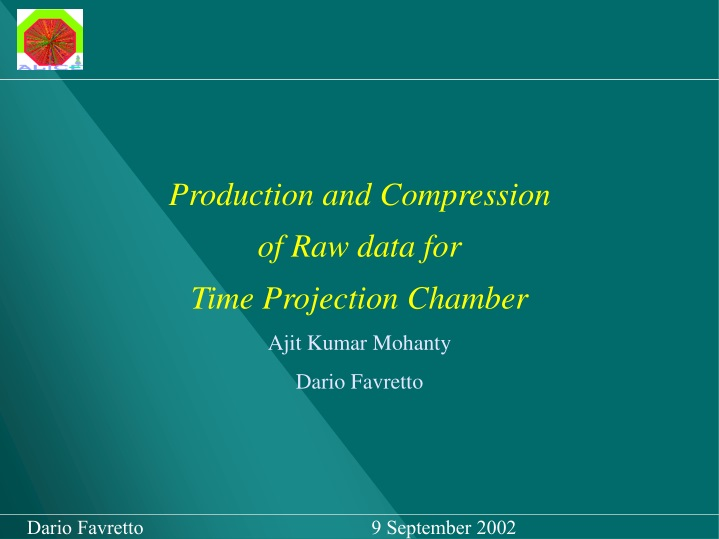 production and compression of raw data for time n.