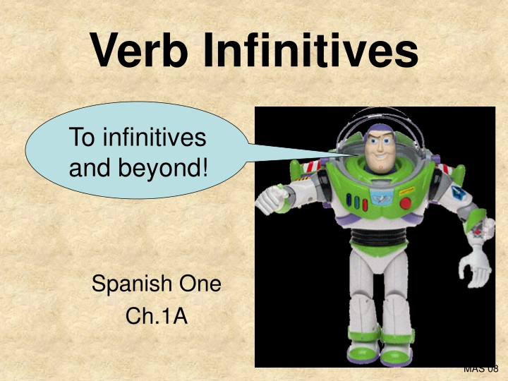 verb infinitives n.