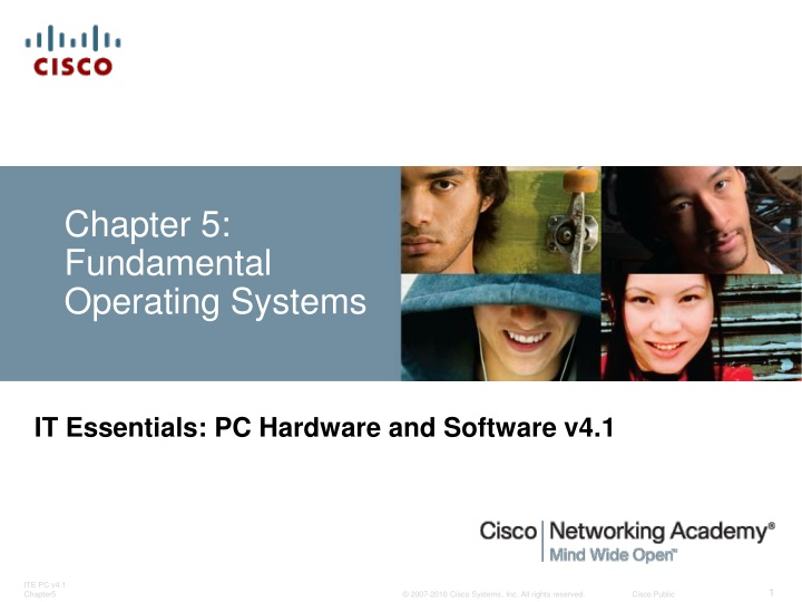 chapter 5 fundamental operating systems n.
