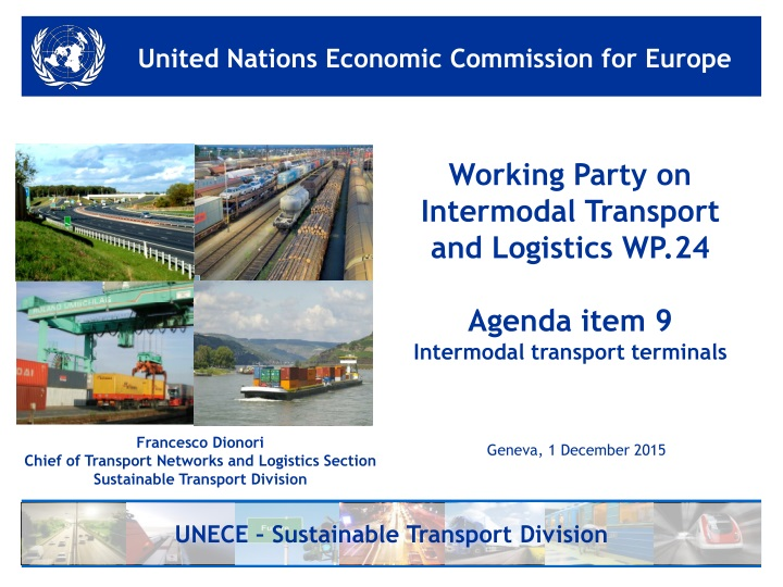 united nations economic commission for europe n.