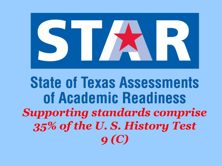 supporting standards comprise n.
