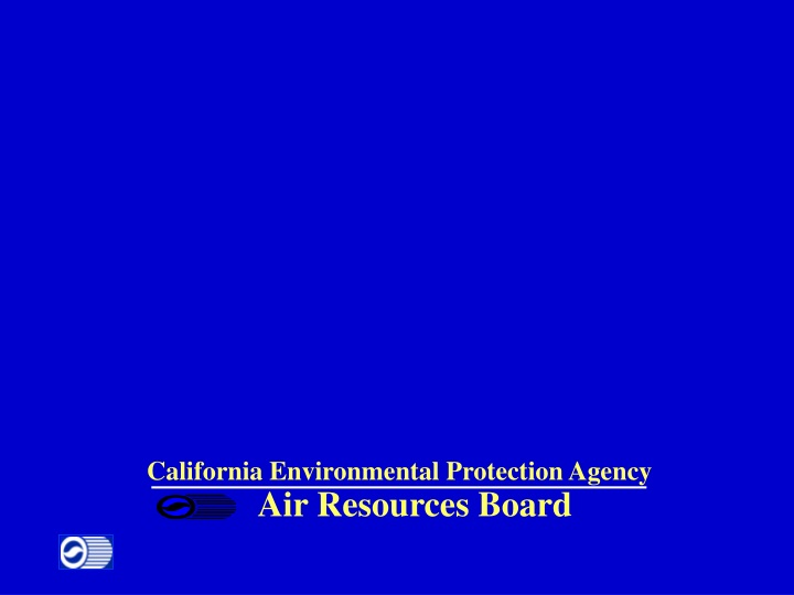 california environmental protection agency n.