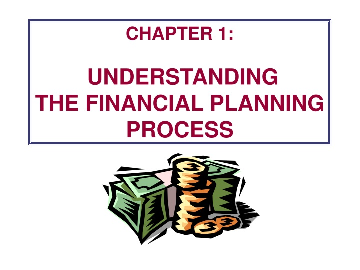 chapter 1 understanding the financial planning process n.