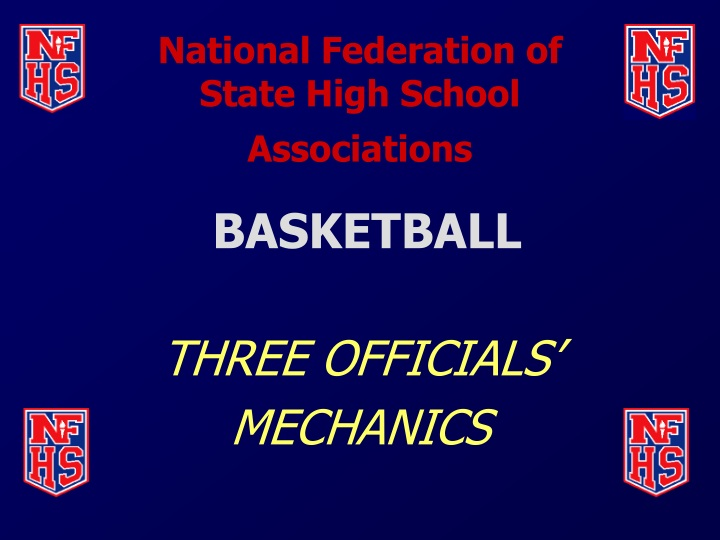 national federation of state high school n.