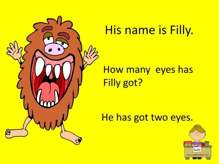 his name is filly n.