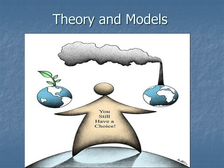 theory and models n.