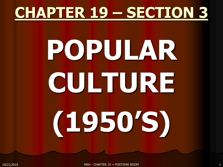chapter 19 section 3 n.