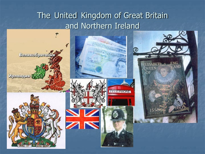 the united kingdom of great britain and northern ireland n.