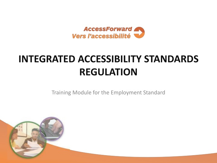 integrated accessibility standards regulation n.