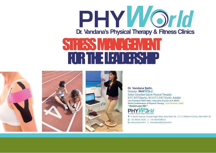 d r v andana s physical therapy fitness clinics n.