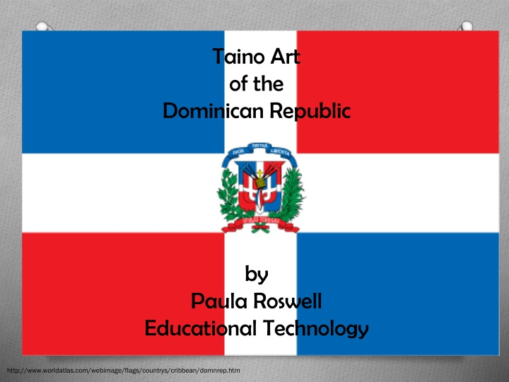 taino art of the dominican republic by paula roswell educational technology n.