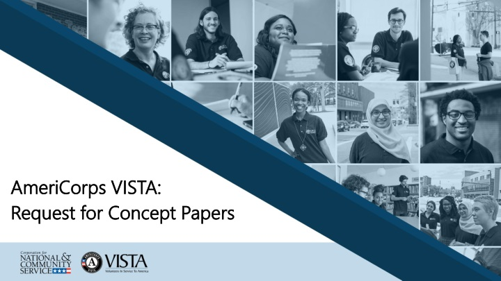 americorps vista request for concept papers n.