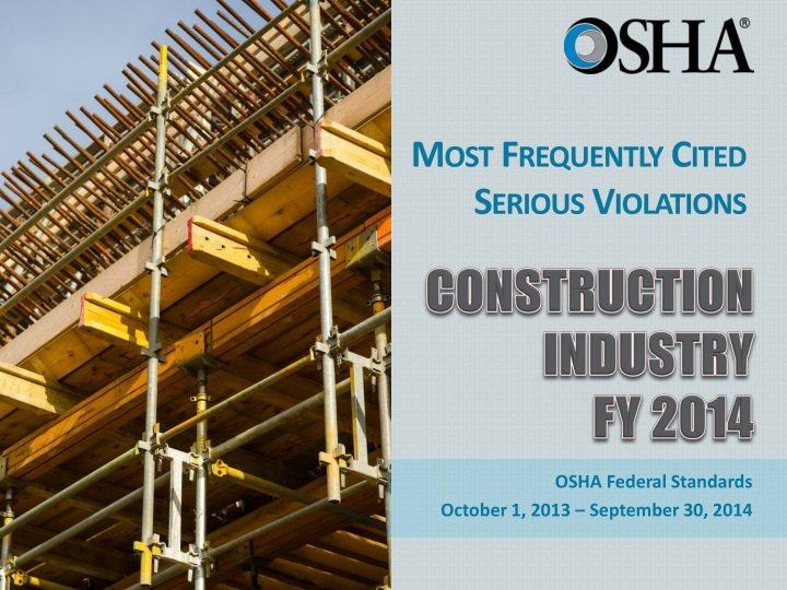 most frequently cited serious violations n.