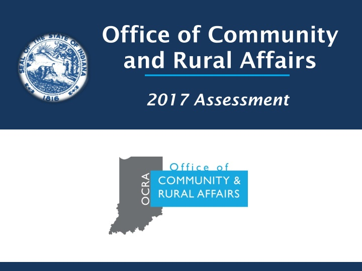 office of community and rural affairs n.