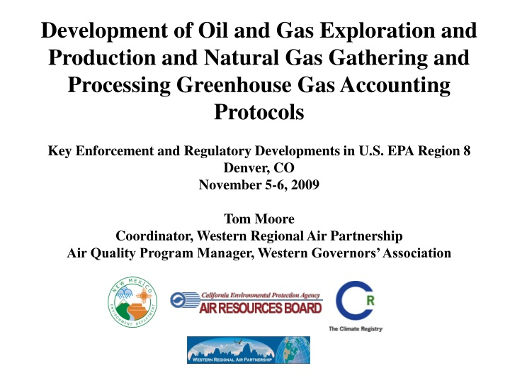 development of oil and gas exploration n.