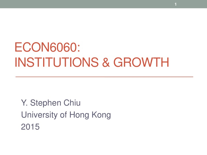 econ6060 institutions growth n.
