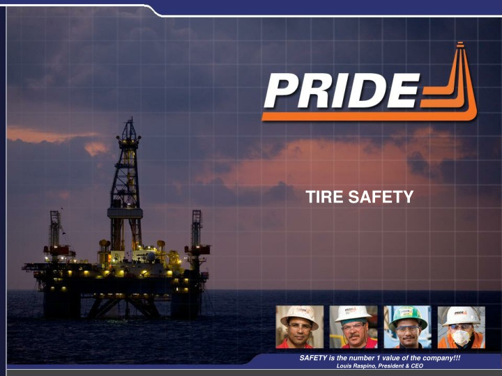 tire safety n.