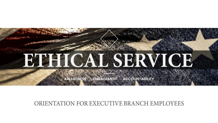 ethical service n.