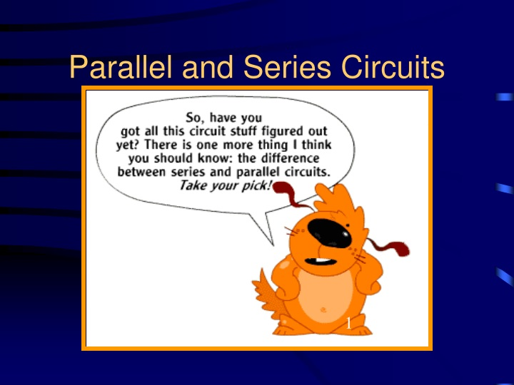 parallel and series circuits n.