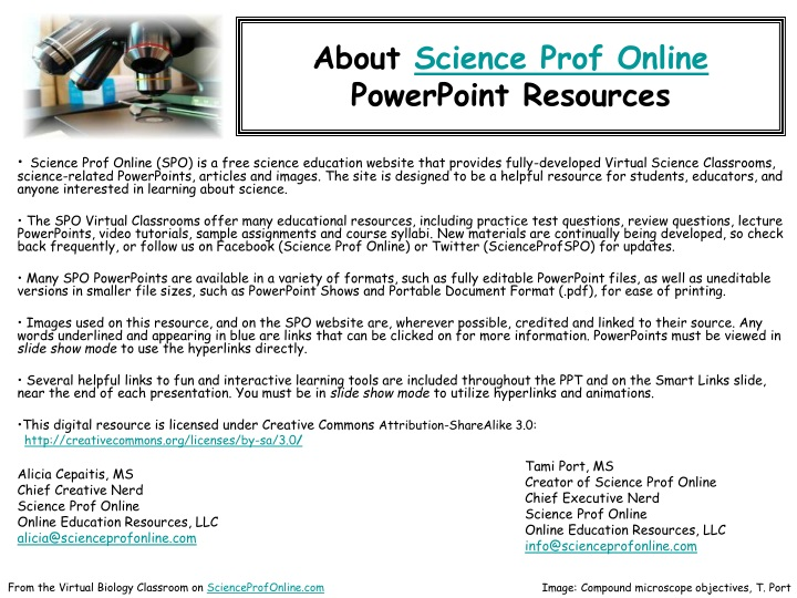 about science prof online powerpoint resources n.