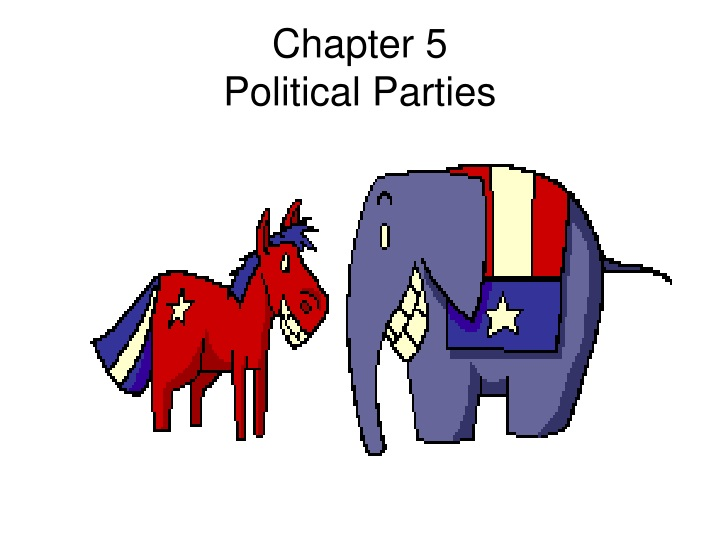 chapter 5 political parties n.
