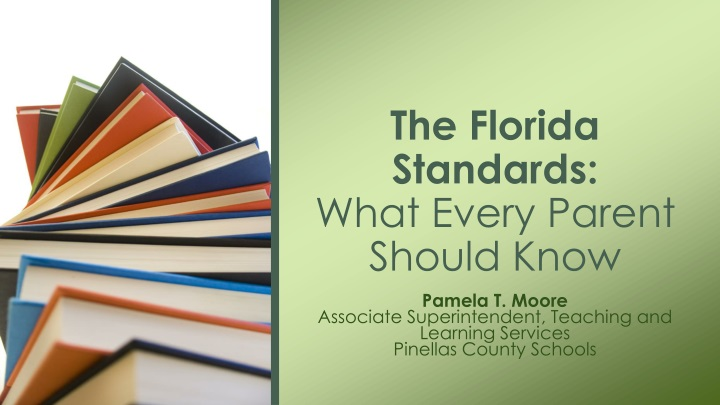 the florida standards what every parent should know n.