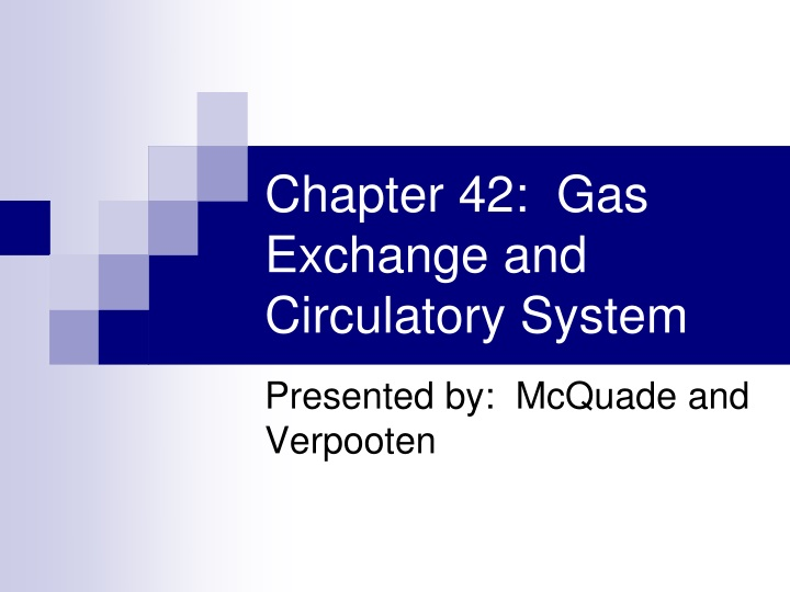 chapter 42 gas exchange and circulatory system n.