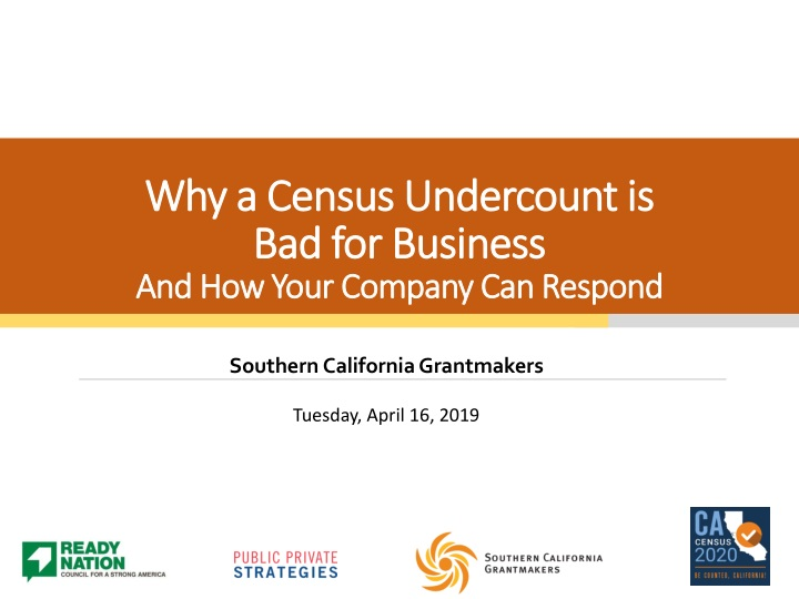 why a census undercount is bad for business and how your company can respond n.