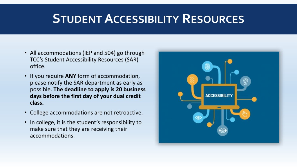 student-accessibility-resources-l Tarrant County College Application Form on district texas, dual credit, sarah terkla, fire academy, arlington tx, decatur tx, nstu 2nd floor, campus map,