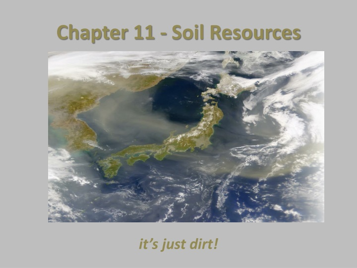 chapter 11 soil resources n.